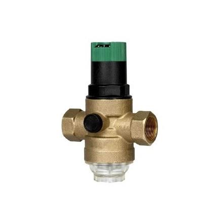 D06F- 3/4″В клапан понижения давления для гор.воды