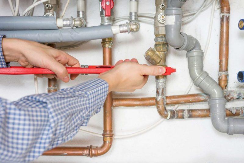 Ремонт труб отопления в доме и квартире с гарантией