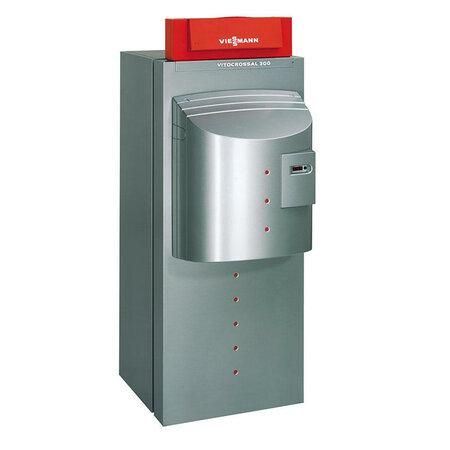 Напольный газовый котел Viessmann Vitocrossal 300 с автоматикой Vitotronic 200 (26 кВт
