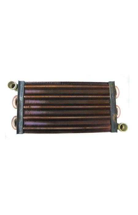 Теплообменник (112 ламель) Vaillant 0020039069