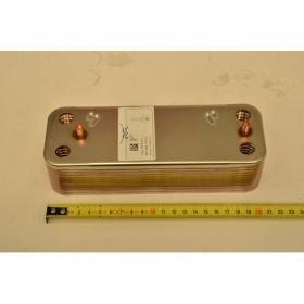 Пластинчатый теплобменник (12 пластин) 24 кВт (WHE) (300009825)